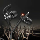 Headphones Earbuds High Resolution Heavy Bass Lot Mic for Smart Android Phones