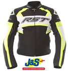RST Tractech Evo R 2048 CE Textile Motorcycle Jacket Motorbike Black Flo.Yellow