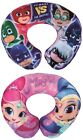 Kids Character Travel Neck Cushion Camping Holiday Car Pillow Comfort Support