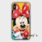 iPnone X Cases Disney MICKEY FAMILY Smile Collection TPU Case for Apple iPhone X