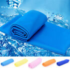 Ice Cold Enduring Running Jogging Gym Chilly Pad Instant Cooling Towel Sports H& image