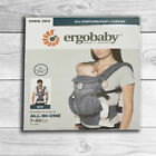NEW! ERGOBABY 360 OMNI COOL AIR MESH ERGO BABY Carrier. 4 COLORS! AUTHENTIC <br/> SHIPPING FREE, EXPRESS 30$ , ITEM PRICE FOR CUSTOMS 40$