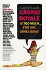 Casino Royale James Bond 007 1967 Film Movie Printable Poster Print A3 A4 £1.99 GBP on eBay