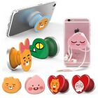 Kakao Friends Grip Tok  Smart Mobile Phone Smart Ring stent Snap Stand Holder
