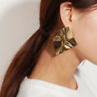 Perfect Gift!Exaggerated Personality Punk Style Big Mirror Earring for Women Gif