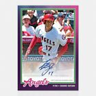 2018 TOPPS ON-DEMAND SET #6 - INSPIRED BY '78 YOU U PICK-OHTANI-ACUNA-TORRES