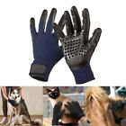 Pets Dog Grooming Gloves Cleaning Hair Bath Gloves Brush Shower Grooming Tool
