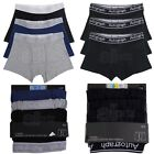 New Boys Kids UK Store 3 pack Stretch Trunks Boxers Underpants Cotton Rich M S L