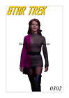 Star Trek Sewing Pattern TOS Romulan Commander Cosplay Comic Con Fancy Plus on eBay
