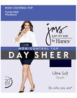 Just My Size Pantyhose Regular Reinforced Toe 4-Pack Womens Non Control Top JMS <br/> Official Hanes Brands Store -- First Quality Authentic