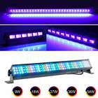 9W 18W 27W 36W LED UV Black Light USB Bar Stage Disco Christmas Club Party Lamp