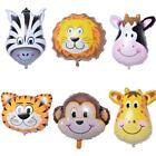 """14"""" Foil Balloons Party Decorations Children Birthday Sea/Jungle/Animal"""