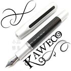 Kaweco Special Edition AC Sport Carbon Silver color  Fountain Pen