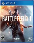 Battlefield 1 (Sony PlayStation 4, 2016) PS4 *Game Disc Only - VG