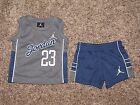 Air Jordan Boy's Set Baby Shirt Shorts 6-9 Months