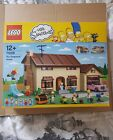 LEGO THE SIMPSON'S HOUSE BRAND NEW New