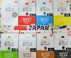 new DAISO Soft Lightweight Clay 8 colors Air Dry JAPAN F/S you can choose colors