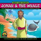 FREE US SHIP. on ANY 3+ CDs! USED,MINT CD Various Artists: Bible Camp Stories: J
