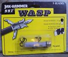 Wasp Replacement Blades 75gr 100gr 125gr Vintage (Select One) NIP