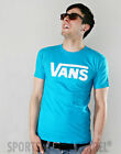 Adult VANS MENS classic logo t-shirt skateboard tee  <br/> MORE COLORS✔GET IT FAST✔In Stock✔USPS Free Tracking✔