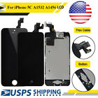 Black For iPhone 5C A1532 A1456 LCD Touch Screen Assembly Replacement Digitizer