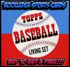 2018 2019 TOPPS LIVING SET SINGLES 1 219 PICK YOUR CARDS BUY 10 GET 3 FREE
