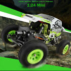 WL 1:24 24438 Rock Crawler 4WD Off-Road RC Electric Climbing Racing Car Vehicle