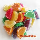 ASSORTED MINI FRUIT SLICES JELLY SLICE CANDY BULK FREE SHIPPING