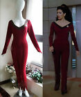 Star Trek The Next Generation Cosplay Deanna Troi Jumpsuit uniform Costume NN.10 on eBay