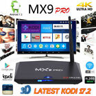MX9 PRO Android 7.1 Internet TV Box 2GB+16GB Ultra HD 4K Media Player + Plug