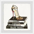 Marmont Hill 'All About Fashion' Framed Painting Print