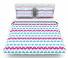 Swimming Pool Tiles by Apple Kaur Designs Featherweight Duvet Cover