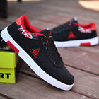 Fashion Mens Casual Sports Running Shoes Hiking Sneakers Breathable Canvas Flat