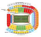 2 - Georgia Football Season Tickets - Section 316