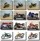 1:18 Motorbikes, Triumph, Honda, Yamaha, kawasaki, etc, New & Sealed $32.48 AUD on eBay