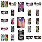 Hybrid Design Phone Case For LG Optimus L70 Exceed 2 Realm Pulse Ultimate 2 L41C