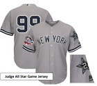 Aaron Judge Majestic 2018 MLB All-Star Game Yankees Grey Cool Base Jersey - US
