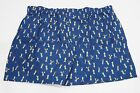 Banana Republic Men's Cotton Boxers Underwear Size S,M,L,XL New Patterns