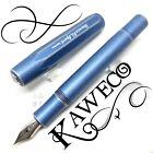 Kaweco Special Edition AL Sport Stonewashed Blue Fountain Pen