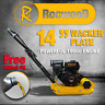 More images of Petrol Compactor Compaction Wacker Plate RocwooD 14 163cc Engine Plus FREE Oil