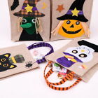 Halloween Witchws Tote Linen Gift Bag Candy Bag Kid'S Festival Party Favors Bags