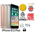 iPhone 6S PLUS + Unlocked Factory Sealed Apple New All Colours Gold Silver Grey