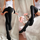 Over the Knee Long Sock Candy Color Thigh High Socks Women Cotton Sexy Stockings