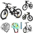 Electric mountain bike snow bicycle alloy frame E-bike cycling sports travel US.