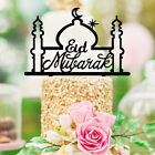 8516 Muslim Amadan Cake Decor Creative Acrylic Eid Mubarak Decoration Birthday