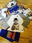 Gorgeous baby boys pyjamas ex baby k mother are bulldog design myleene klass
