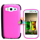 For Samsung Galaxy S3 Case (Clip fits Otterbox Defender) B02 Screen Protector