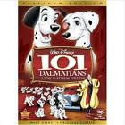 101 Dalmatians DVD 2-Disc Set Animated Version Walt Disney Classic Films Movies