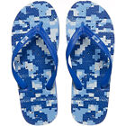 Showaflops Antimicrobial Shower and Water Sandals - Digital Camo