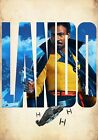 SOLO; A STAR WARS STORY Movie PHOTO Print POSTER Film Art Lando Donald Glover 03 $4.53 USD on eBay